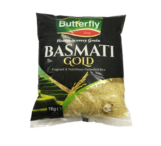 Butterfly Rice - Basmati Gold 1Kg