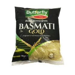 Butterfly Rice - Basmati Gold
