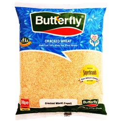 Butterfly Cracked Wheat  1Kg