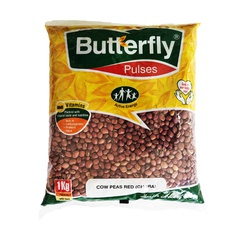 Butterfly Cow Peas Red (Chora) 1Kg