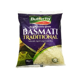 Butterfly Rice - Basmati Traditional