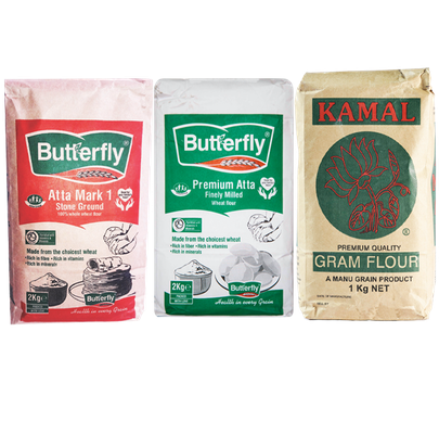 Butterfly flour promo